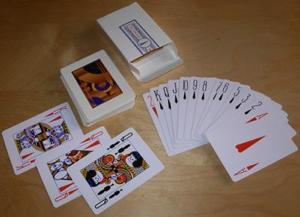 John Mattos Original Playing Cards